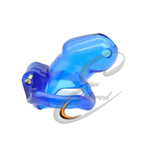 Enfettered HT Chastity Blue