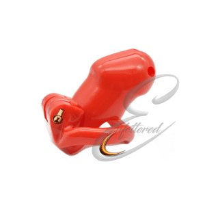 Enfettered HT Chastity Red