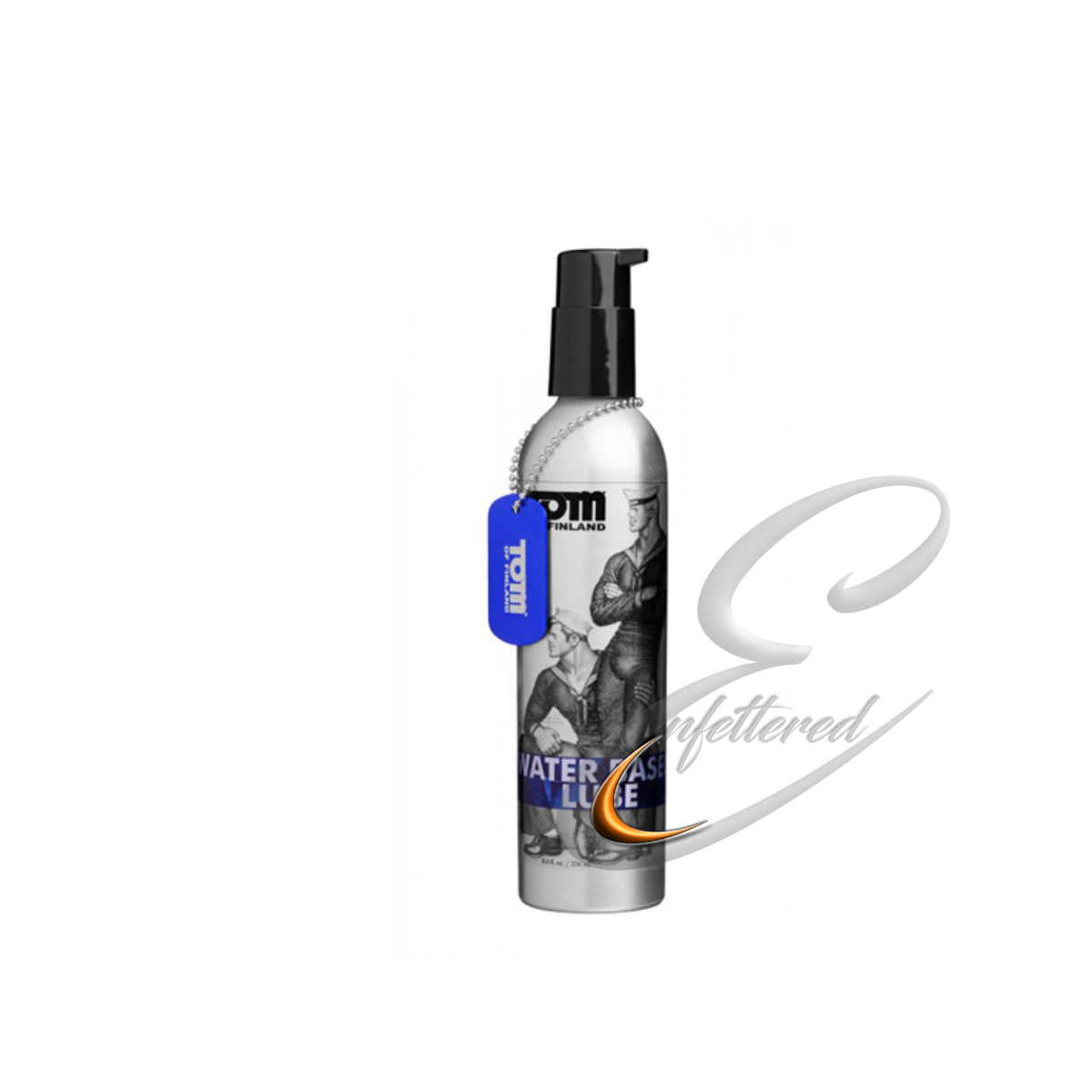 Enfettered Tom of Finland Lube
