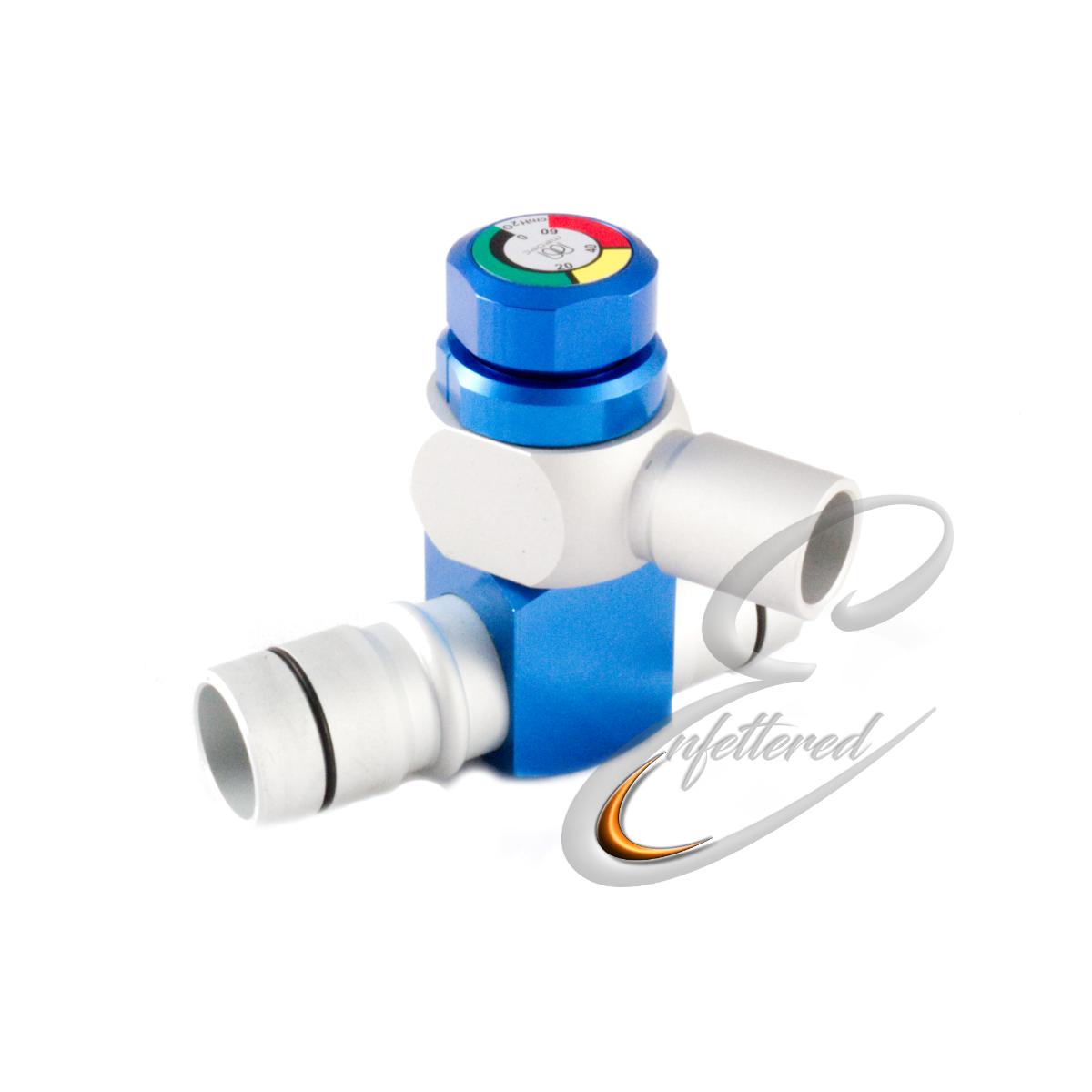 Enfettered Reusable Magill Respiratory Valve