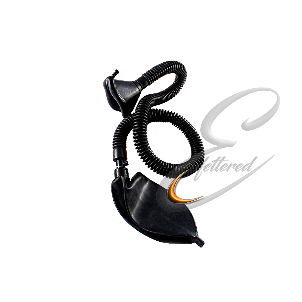 Enfettered Respirator Mask System