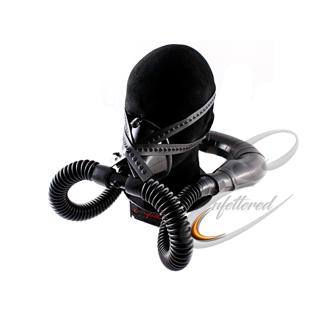 Enfettered Respirator Rubber SmellBag Mask System