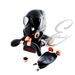 Rebreather bags and smell bags