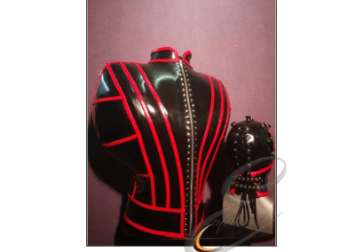 The Straight Jacket Back View